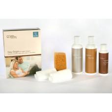 Heledate nahkade puhastus- ja hoolduskomplekt